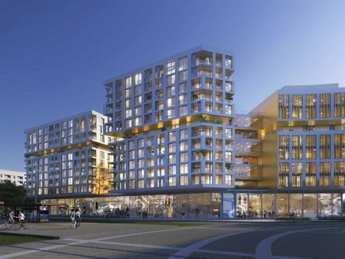 Appartements neufs Port marianne référence 4511 : aperçu n°0
