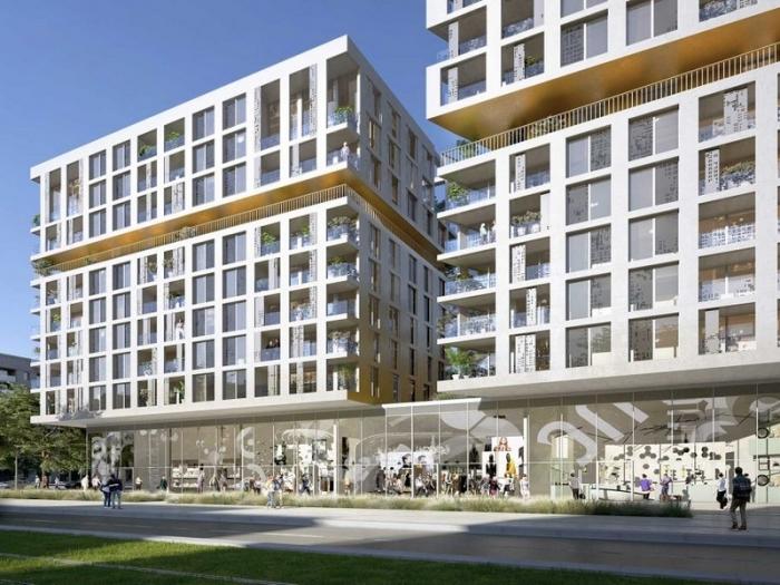 Appartements neufs Port marianne référence 4511 : aperçu n°4