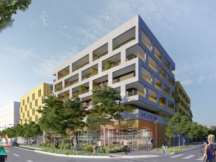 Appartements neufs Port marianne référence 4535 : aperçu n°0