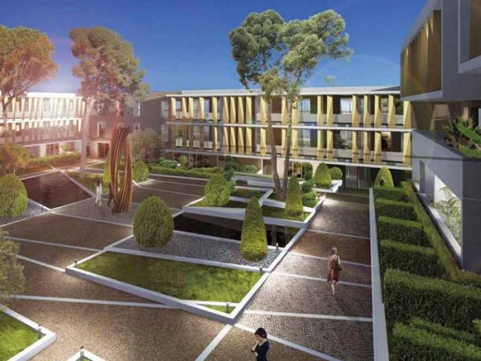 Appartements neufs Saint-Jean-de-Védas référence 4514 : aperçu n°2