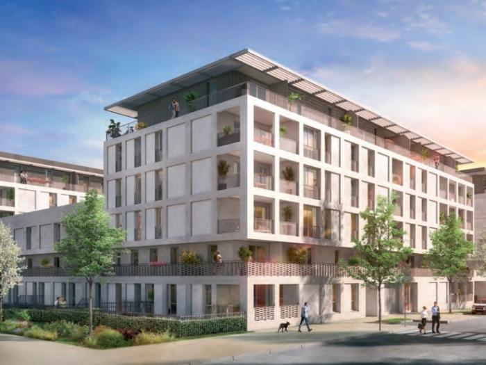Appartements neufs Castelnau-le-Lez référence 4497 : aperçu n°0