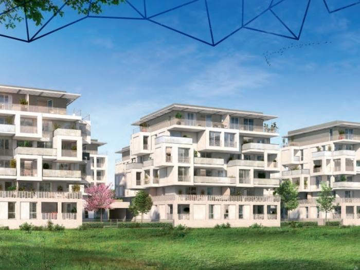 Appartements neufs Castelnau-le-Lez référence 4497 : aperçu n°1