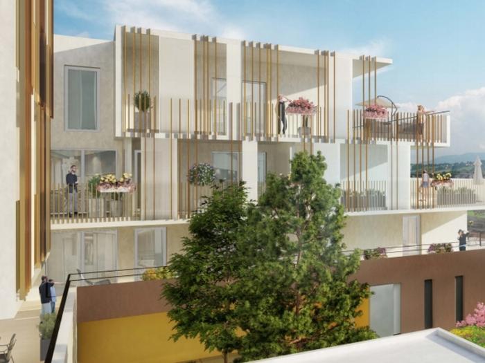 Appartements neufs Castelnau-le-Lez référence 4505 : aperçu n°0