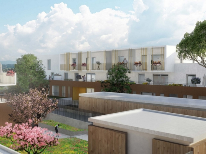 Appartements neufs Castelnau-le-Lez référence 4505 : aperçu n°2