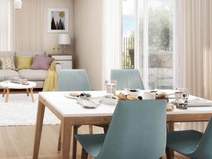 Appartements neufs Castelnau-le-Lez référence 4505 : aperçu n°1