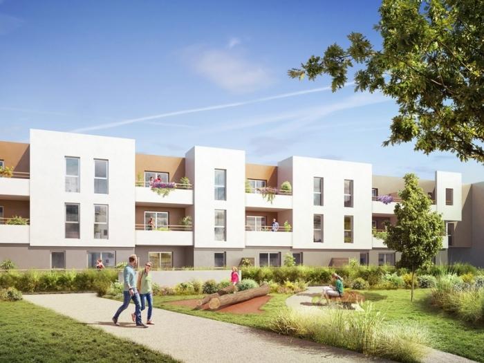 Appartements neufs Castelnau-le-Lez référence 4530 : aperçu n°1