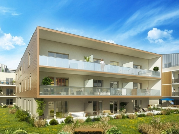 Appartements neufs Castelnau-le-Lez référence 4530 : aperçu n°3