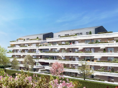 Appartements neufs Les Aiguerelles référence 4525
