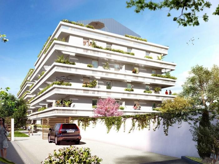 Appartements neufs Les Aiguerelles référence 4525 : aperçu n°2