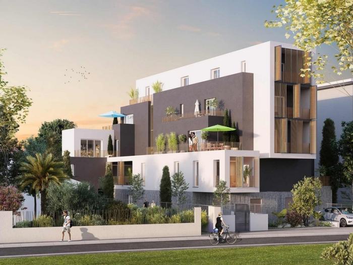 Appartements neufs Saint-Martin référence 4515 : aperçu n°0