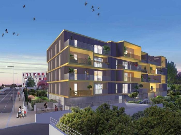 Appartements neufs Saint-Martin référence 4527 : aperçu n°0