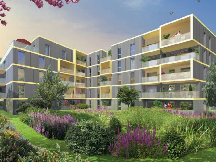 Appartements neufs Saint-Martin référence 4527 : aperçu n°1
