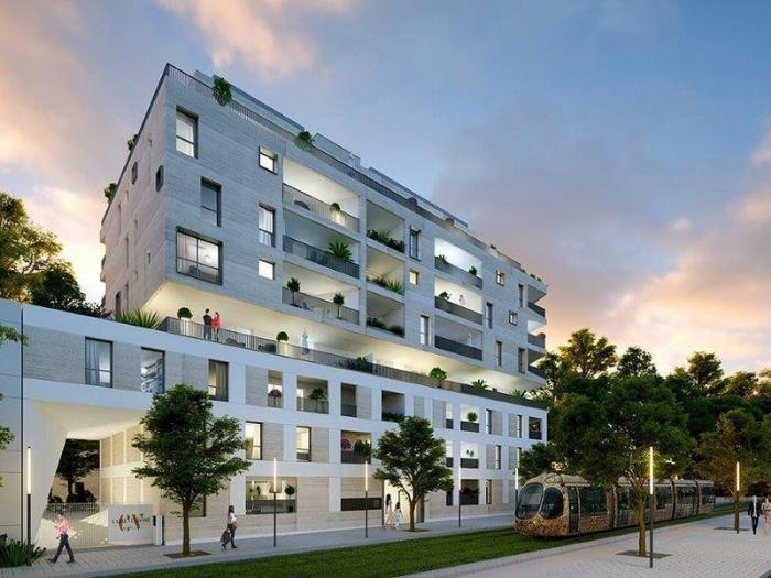 Appartements neufs Lemasson référence 4526 : aperçu n°0