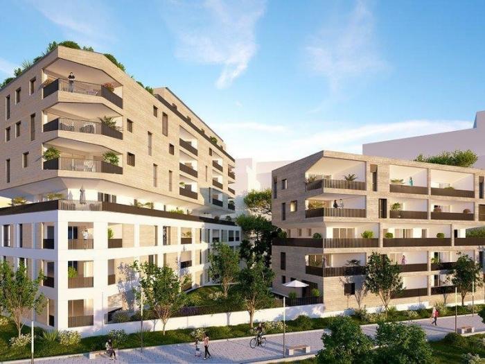Appartements neufs Lemasson référence 4526 : aperçu n°3