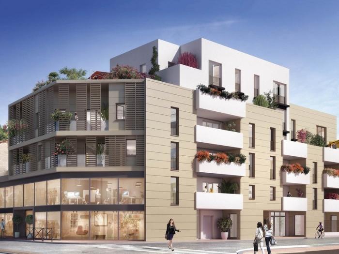 Appartements neufs Estanove référence 4503 : aperçu n°0