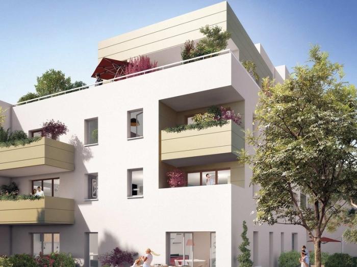 Appartements neufs Estanove référence 4503 : aperçu n°2