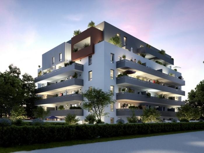 Appartements neufs Estanove référence 4528 : aperçu n°0