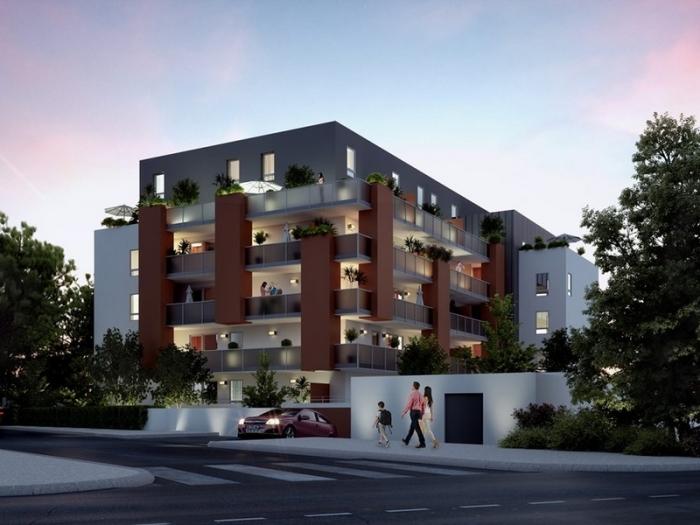 Appartements neufs Estanove référence 4528 : aperçu n°1