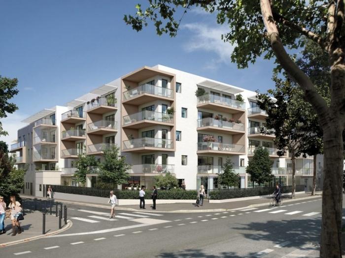 Appartements neufs Les Beaux-Arts référence 4521 : aperçu n°0