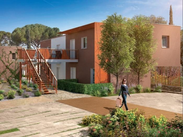 Appartements neufs La Martelle référence 4498 : aperçu n°1