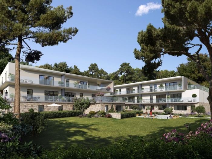 Appartements neufs La Martelle référence 4523 : aperçu n°0