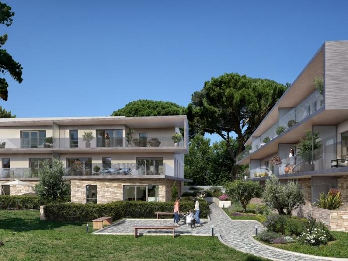 Appartements neufs La Martelle référence 4523 : aperçu n°2