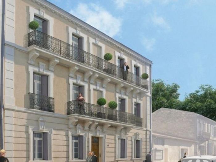 Appartements neufs Les Gares référence 4536 : aperçu n°0