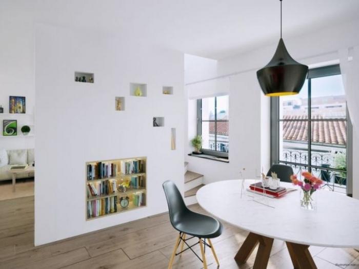 Appartements neufs Les Gares référence 4536 : aperçu n°1