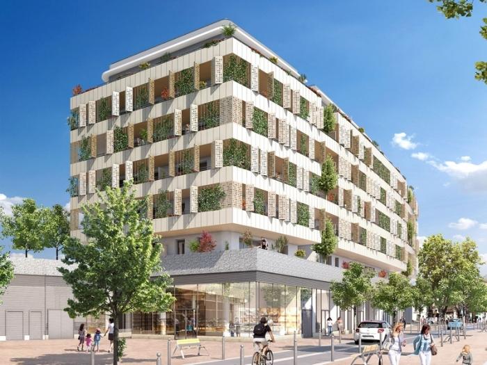 Appartements neufs Gambetta référence 4501 : aperçu n°0