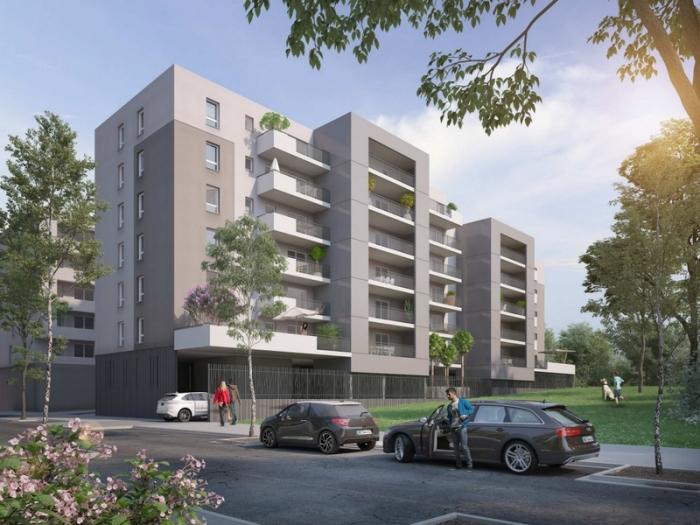 Appartements neufs Mosson référence 4509 : aperçu n°0