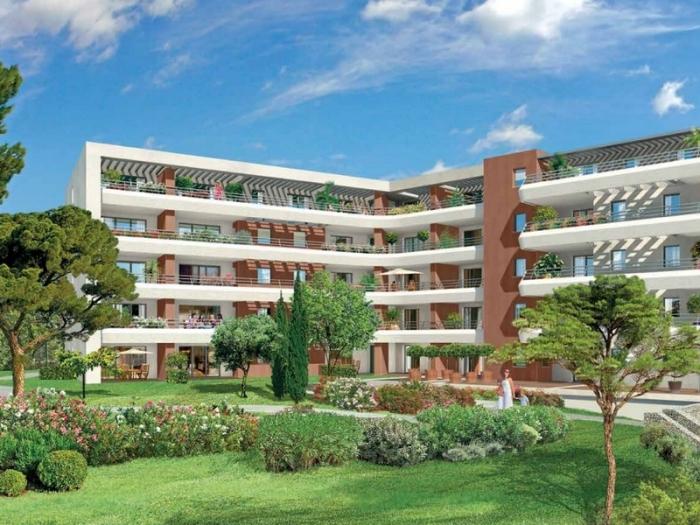 Appartements neufs Plan des 4 Seigneurs référence 4519 : aperçu n°0