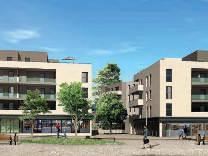Appartements neufs Juvignac référence 4508 : aperçu n°0