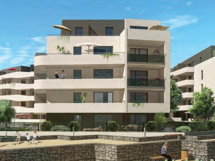 Appartements neufs Juvignac référence 4508 : aperçu n°2