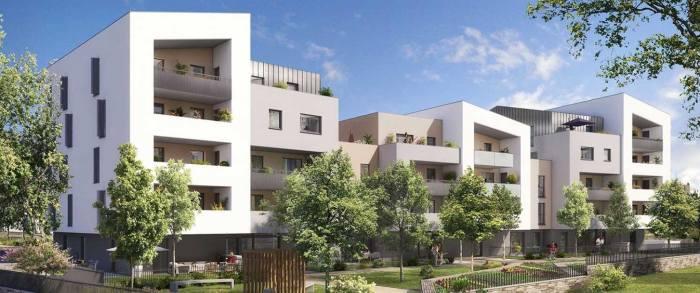 Appartements neufs Saint-Jean-de-Védas référence 4537 : aperçu n°0