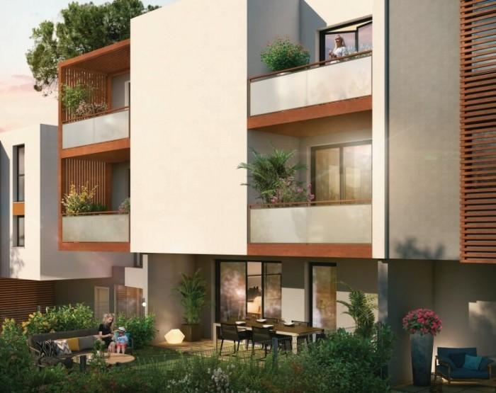 Appartements neufs La Martelle référence 4538 : aperçu n°2