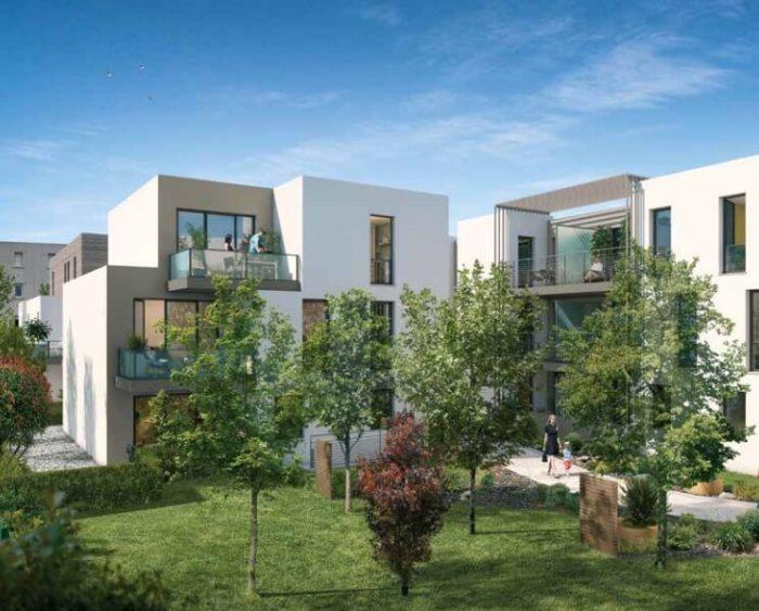 Appartements neufs Lemasson référence 4539 : aperçu n°3