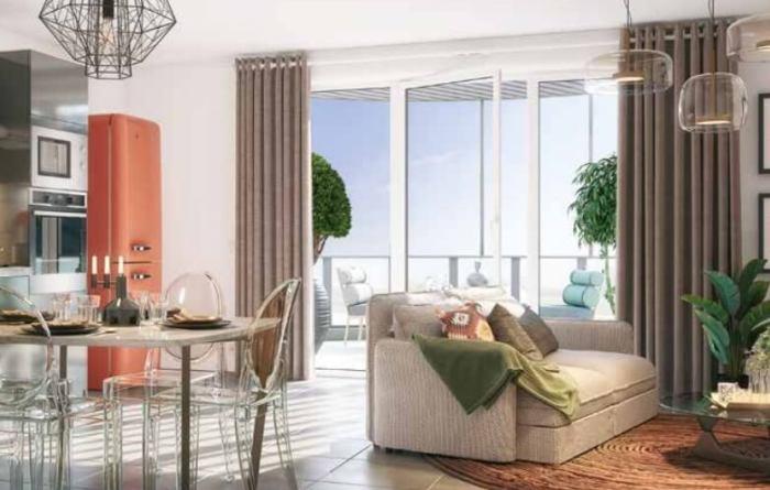 Appartements neufs Lemasson référence 4539 : aperçu n°1