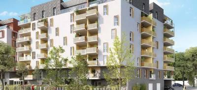 Appartements neufs Les Aiguerelles référence 4540