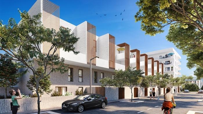 Appartements neufs Près d'Arènes référence 4542 : aperçu n°0