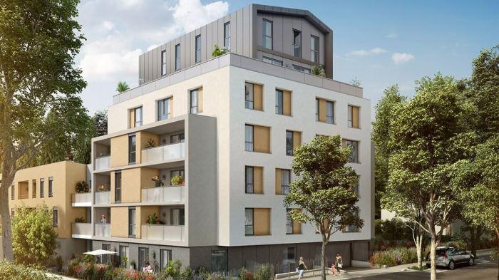 Appartements neufs Aiguelongue référence 4543 : aperçu n°0