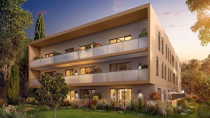 Appartements neufs Aiguelongue référence 4543 : aperçu n°2