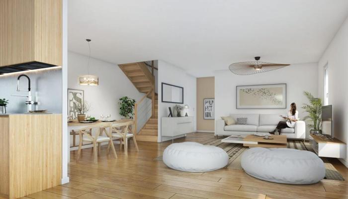 Appartements neufs Près d'Arènes référence 4546 : aperçu n°1