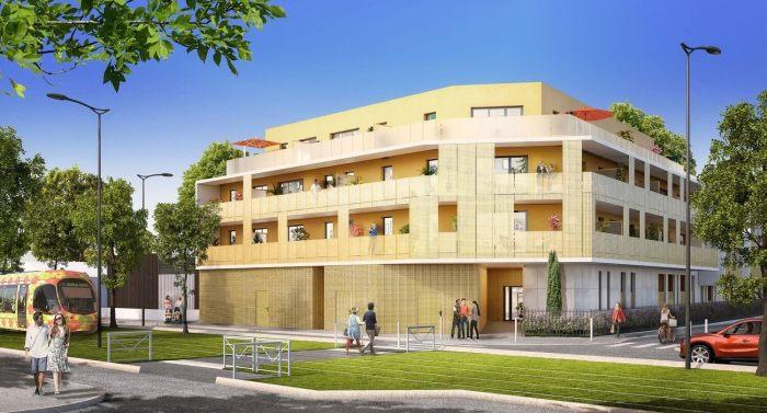 Appartements neufs Castelnau-le-Lez référence 4547 : aperçu n°0