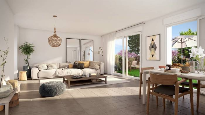 Appartements neufs Castelnau-le-Lez référence 4547 : aperçu n°1