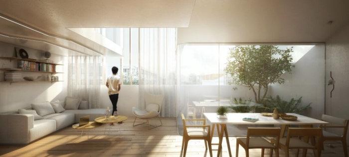 Appartements neufs Estanove référence 4549 : aperçu n°2