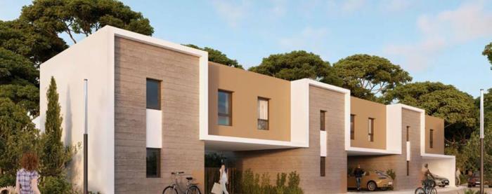 Appartements neufs Clapiers référence 4550 : aperçu n°0