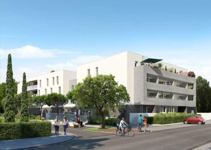 Appartements neufs Lemasson référence 5276 : aperçu n°0