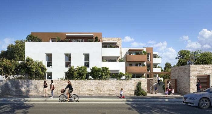 Appartements neufs La Martelle référence 4551 : aperçu n°0