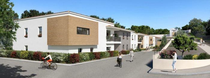 Appartements neufs Castelnau-le-Lez référence 4552 : aperçu n°0