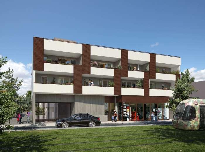 Appartements neufs Castelnau-le-Lez référence 4553 : aperçu n°0